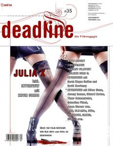 Deadline Ausgabe #35
