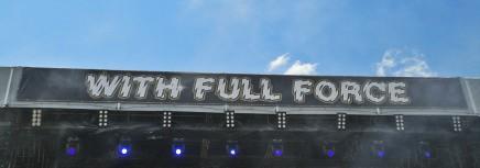 WFF Bühne