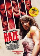 Zoe Bell Raze DVD Cover