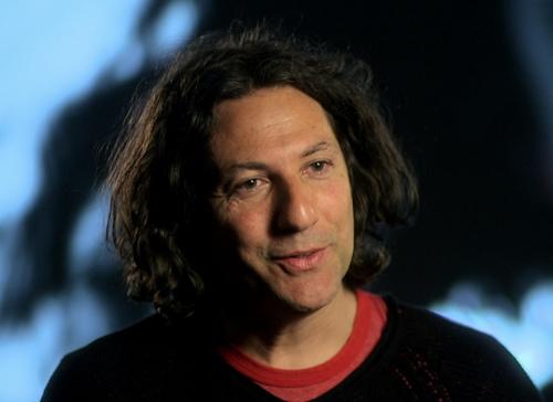 Jonathan Glazer Portrait