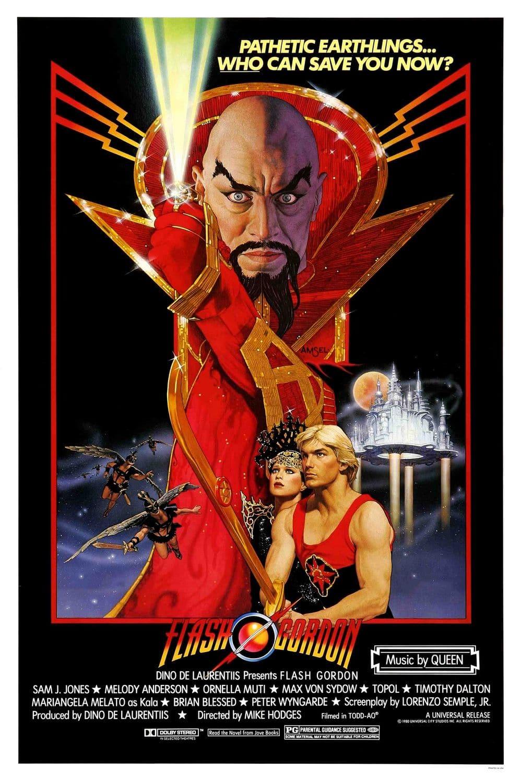 Flash-Gordon-poster