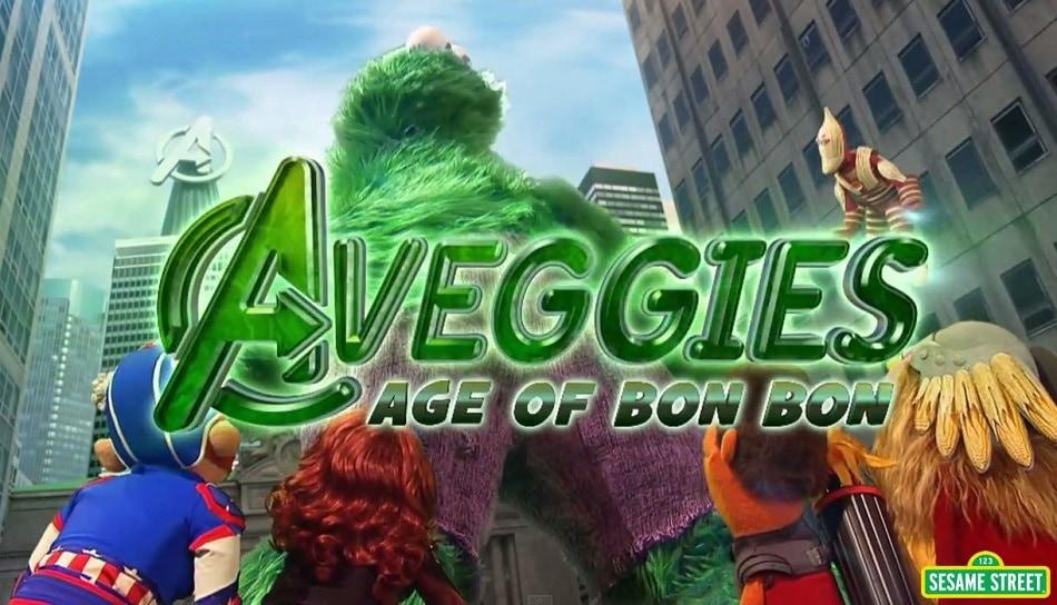 The Aveggies- Age of Bon Bon