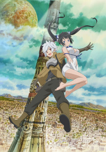 DANMACHI - IS IT WRONG TO TRY TO PICK UP GIRLS IN A DUNGEON