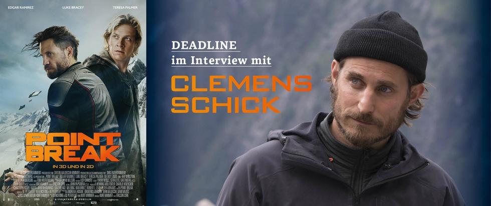 Clemens Schick Point Break