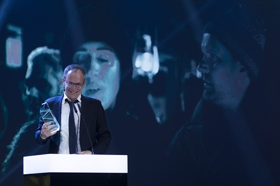 20160318_SchweizerFilmpreis_Micha Lewinsky Preis