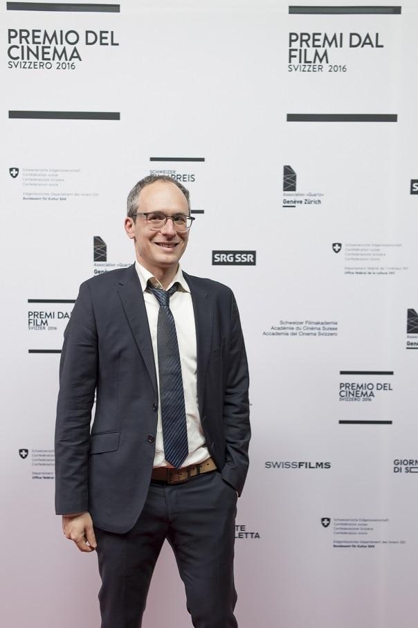 20160318_SchweizerFilmpreis_Micha Lewinsky