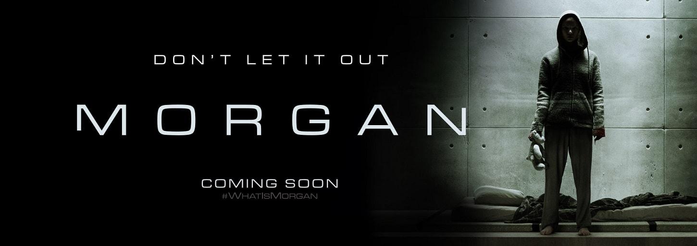 Morgan Header