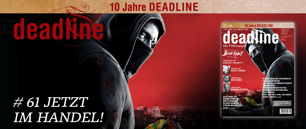 deadline #61 cover slider
