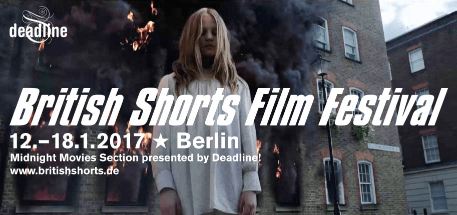 10TH BRITISH SHORTS FILM FESTIVAL BERLIN