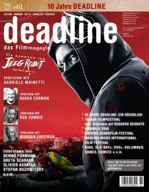 deadline #61 cover