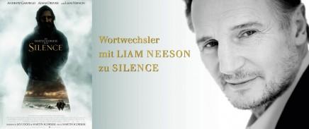 WORTWECHSLER MIT LIAM NEESON ZU SILENCE
