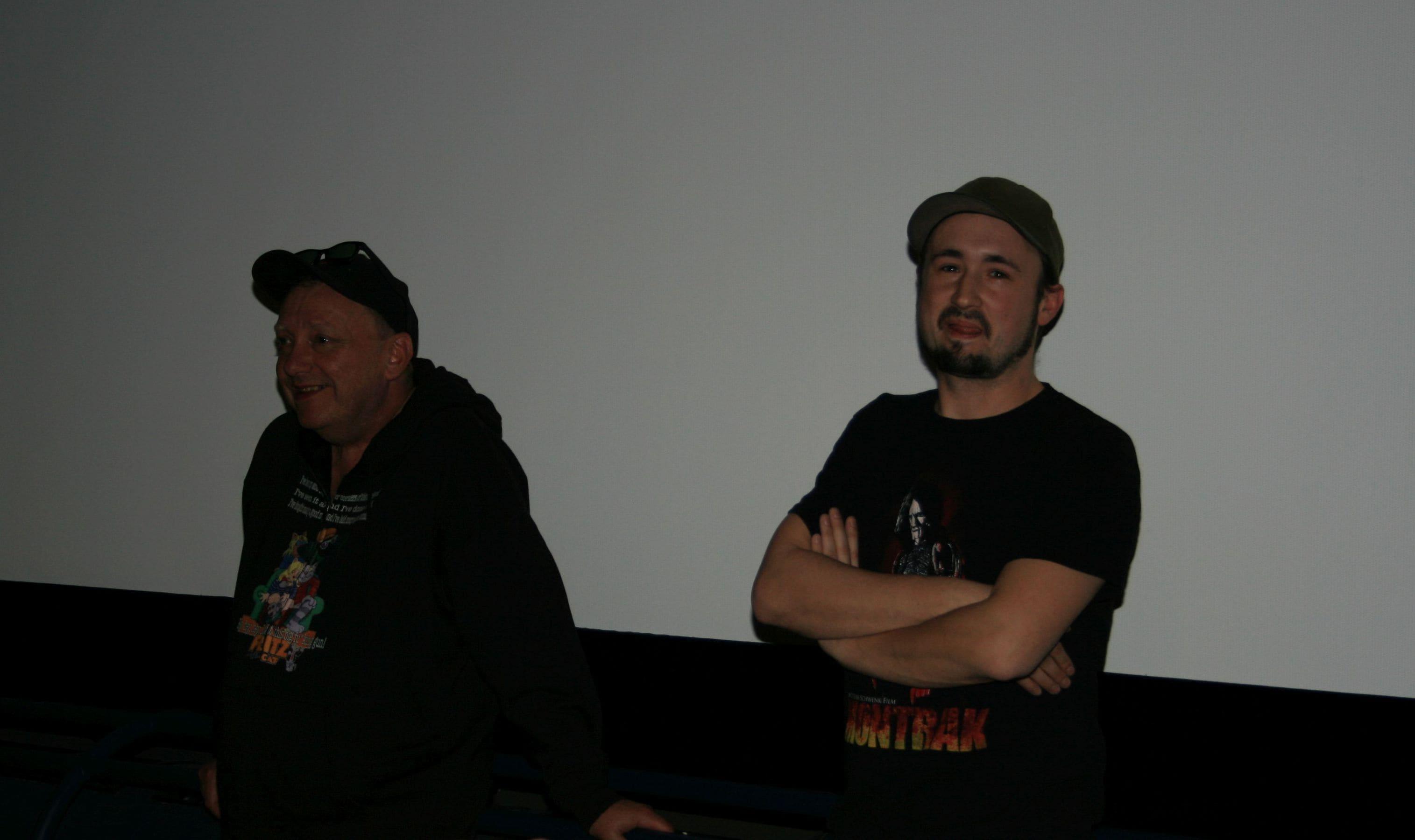 MONTRAK-Regisseur Stefan Schwenk