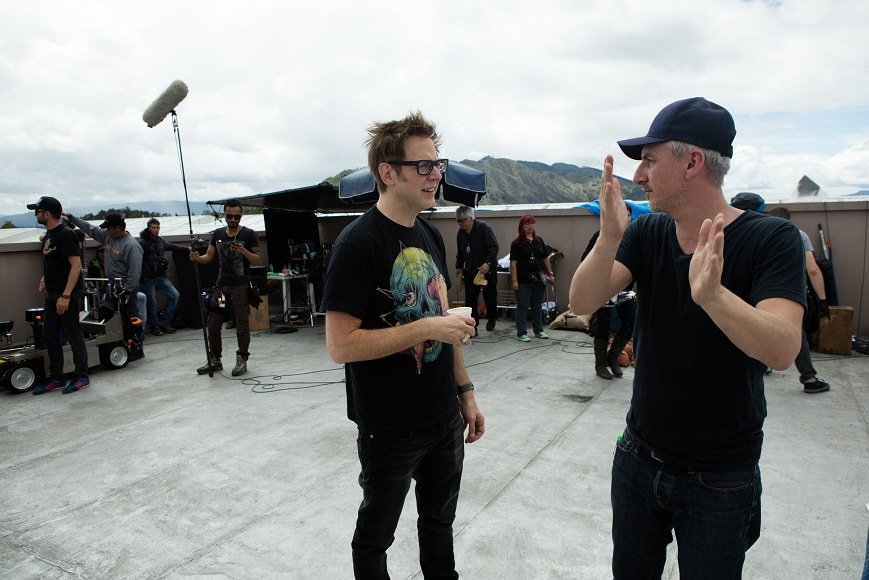 James Gunn und Greg McLean