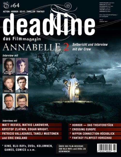 Cover Deadline #64