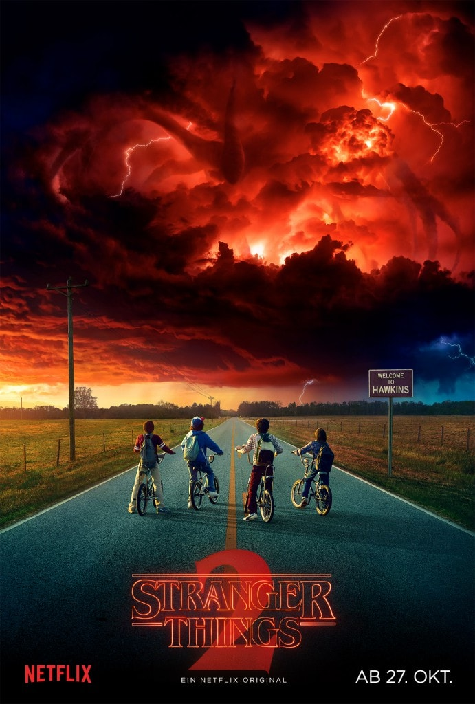 Stranger Things Key Art