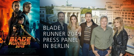 PRESS PANEL ZU BLADE RUNNER 2049 IN BERLIN