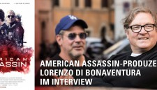 AMERICAN ASSASSIN-PRODUZENT LORENZO DI BONAVENTURA IM INTERVIEW