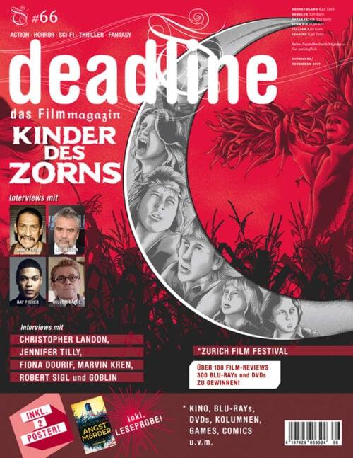Deadline #66 Cover