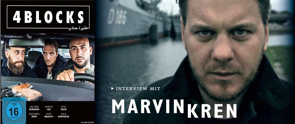 INTERVIEW MIT MARVIN KREN ZU 4 BLOCKS