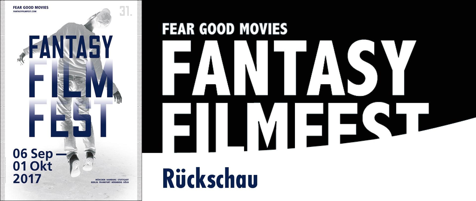 FANTASY FILMFEST - EIN RÜCKBLICK