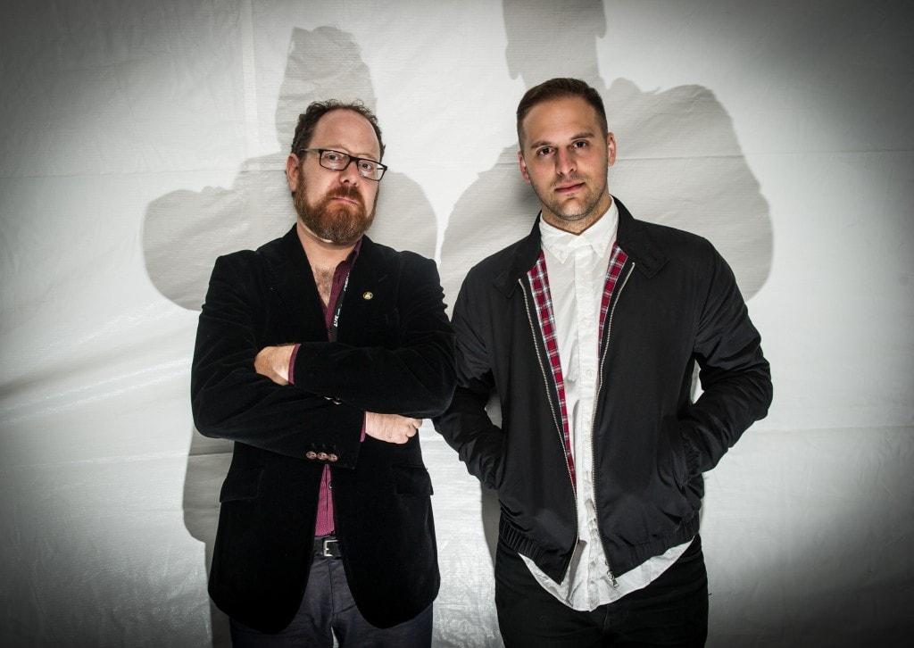 SHUDDER Kuratoren Colin Geddes und Sam Zimmerman