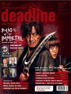 Deadline #67 Cover