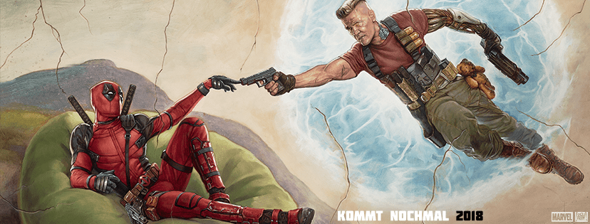 Deadpool 2 Header