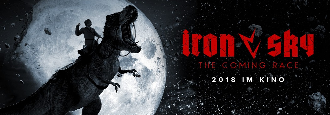 IRON SKY - THE COMING RACE Header