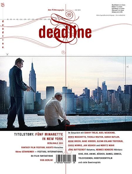 Deadline Ausgabe #26