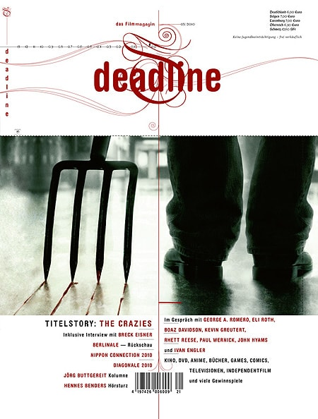 Deadline Ausgabe #21