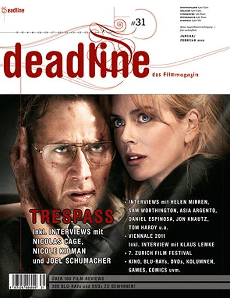 Deadline Ausgabe #31