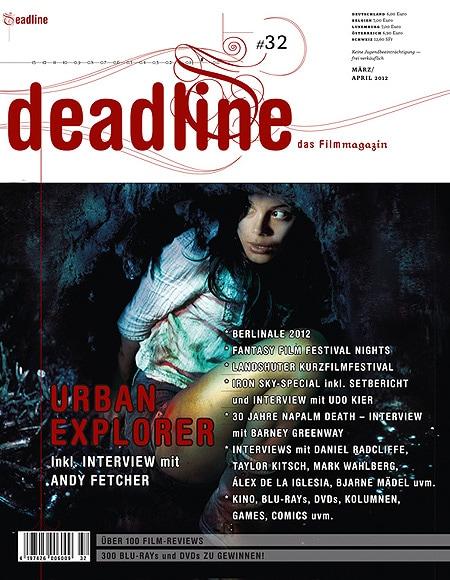 Deadline Ausgabe #32