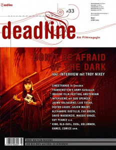 Deadline Ausgabe #33