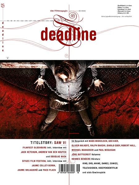 Deadline Ausgabe #18