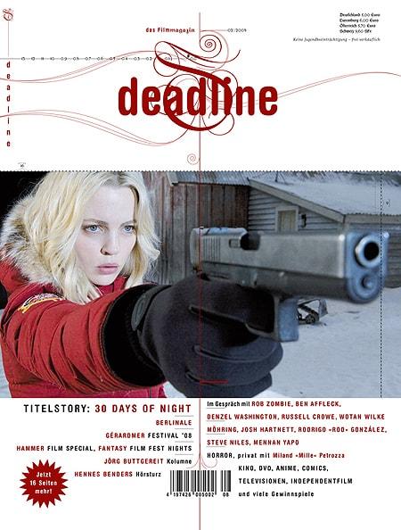 Deadline Ausgabe #8