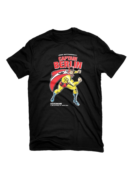 Captain Berlin T-Shirt