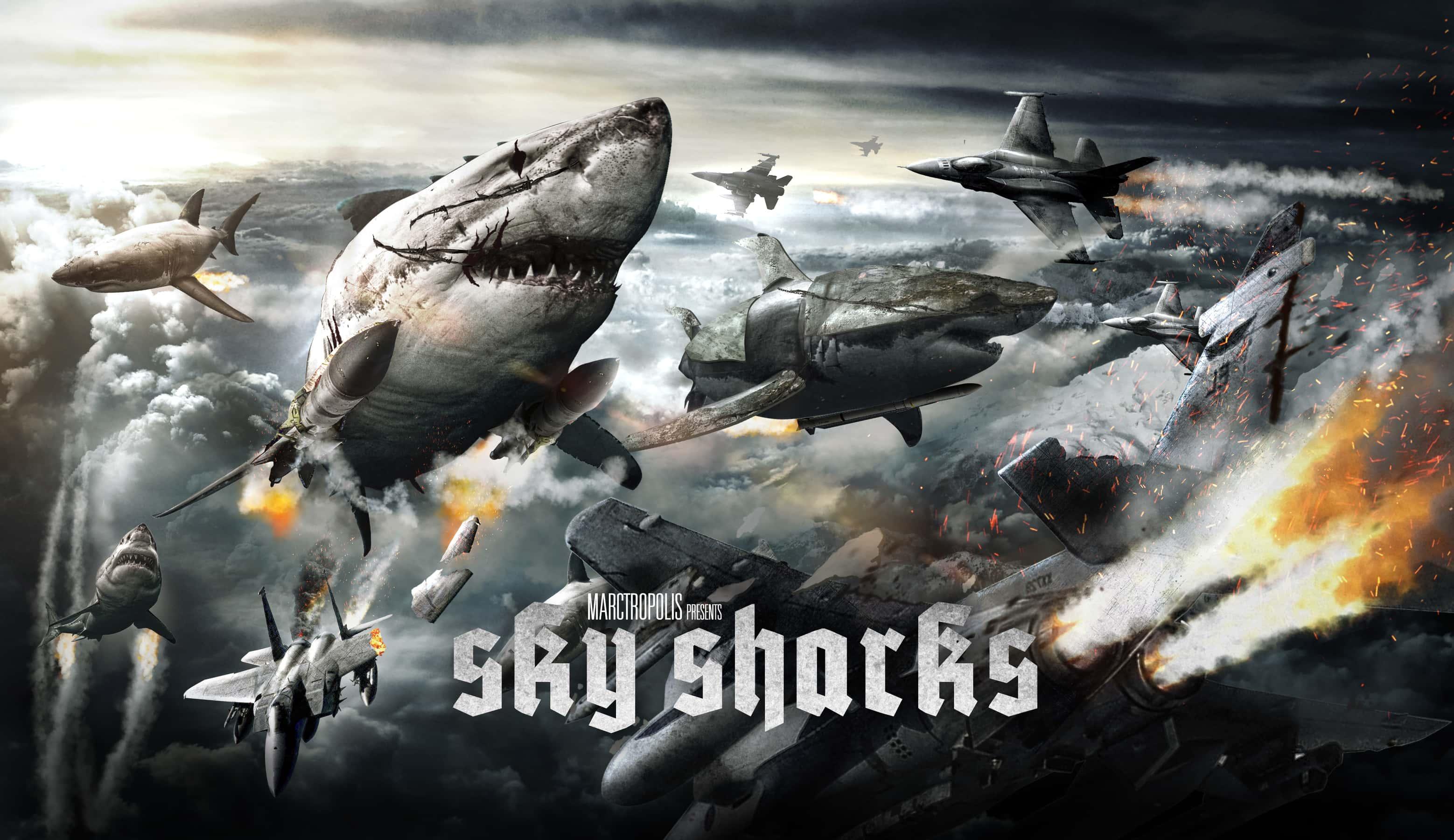 skysharks_1st poster_design