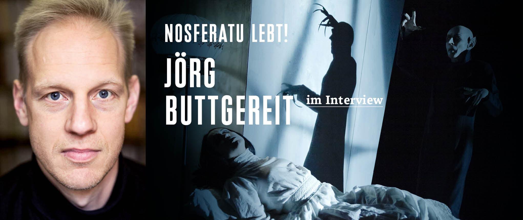 JÖRG BUTTGEREIT MACHT THEATER!