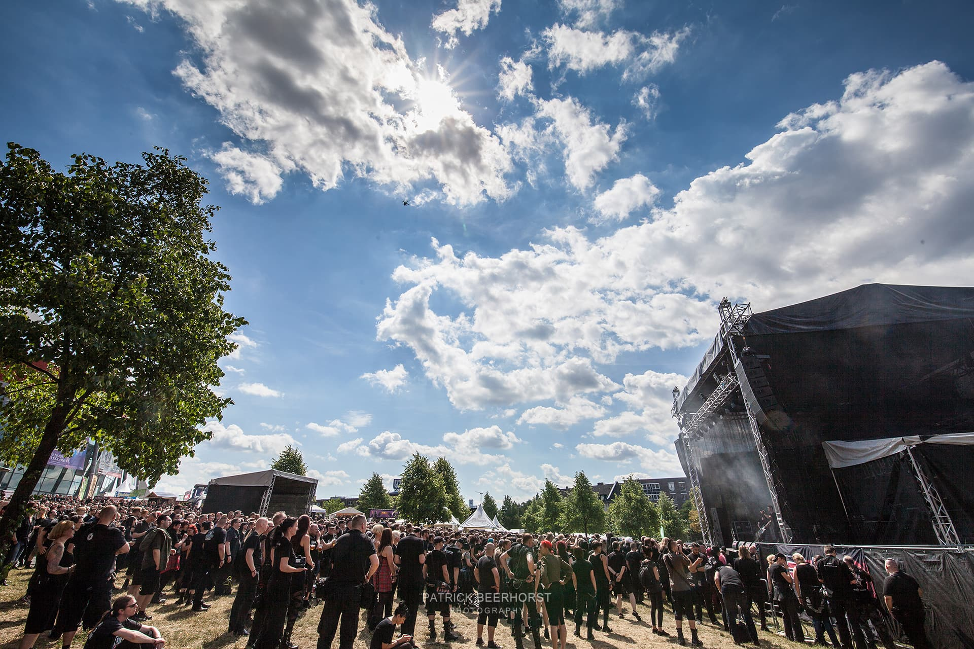 Amphi Festival - Green Stage 2out2