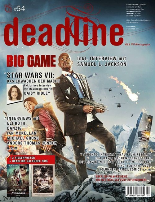 Deadline Ausgabe #54