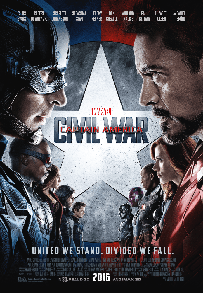The First Avenger Civil War Hdfilme