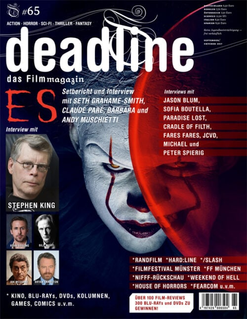Deadline Cover #65