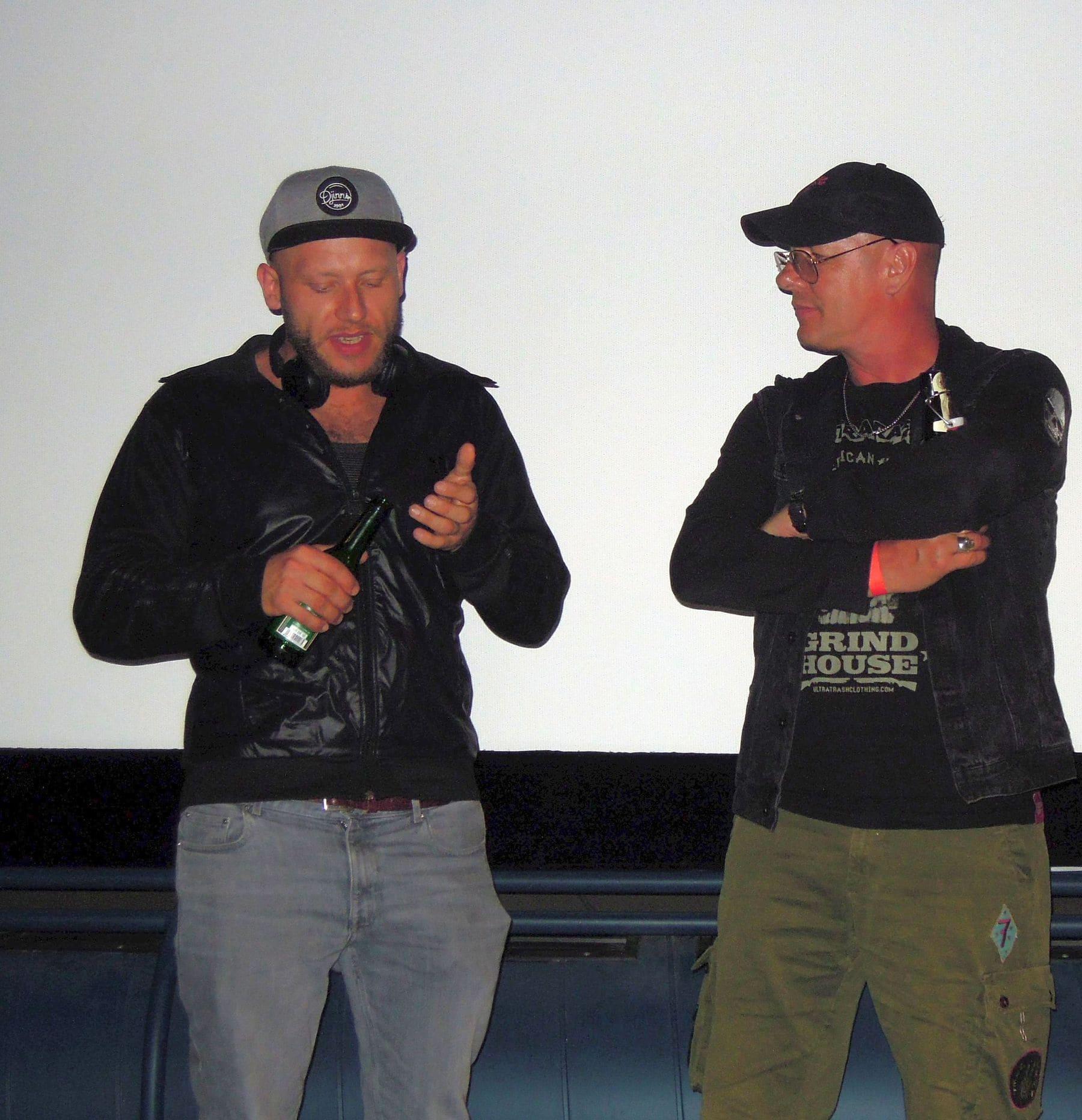 Andreas Rimkus und Uwe Choroba - UNCUT POLICE 2