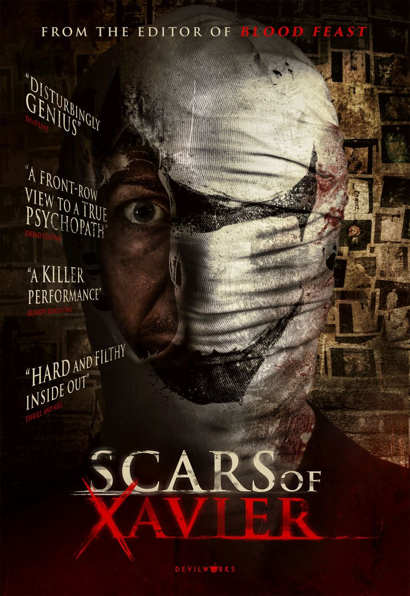 Scars of Xavier Poster