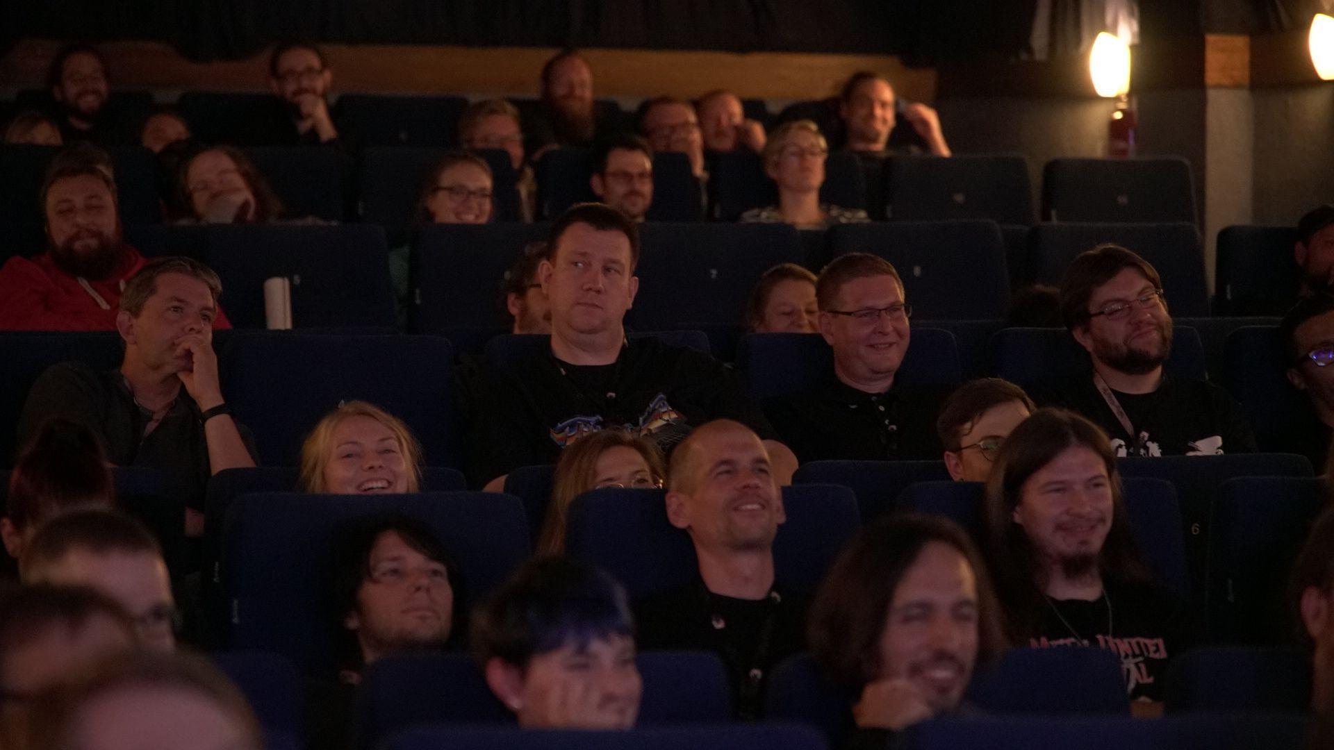 1 - Audience