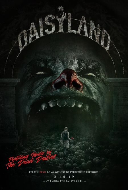 Welcome To Daisyland Poster