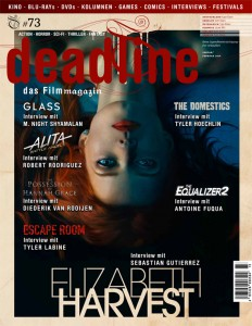 Deadline Cover #73