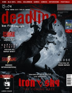 Deadline Cover #74