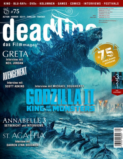Deadline Cover #75