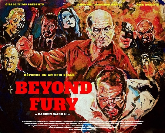 Beyond Fury Poster